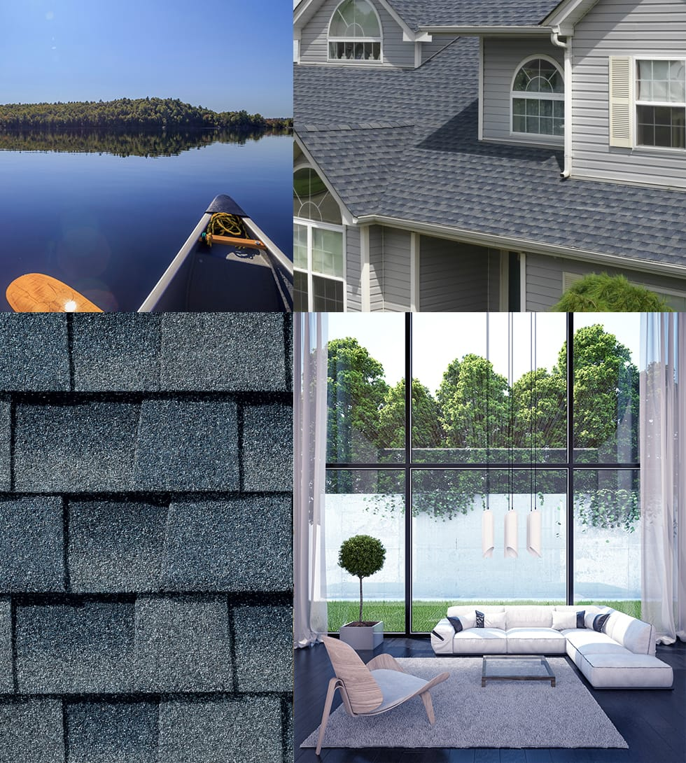 Residential Roofing Style