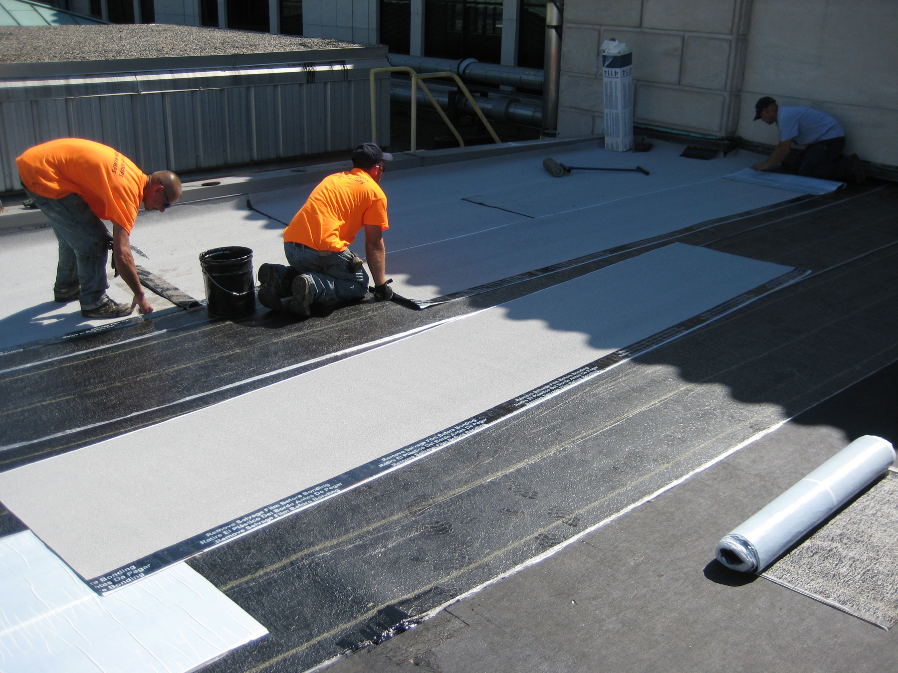 Commercial Roofing Ridge Top Exteriors Madison