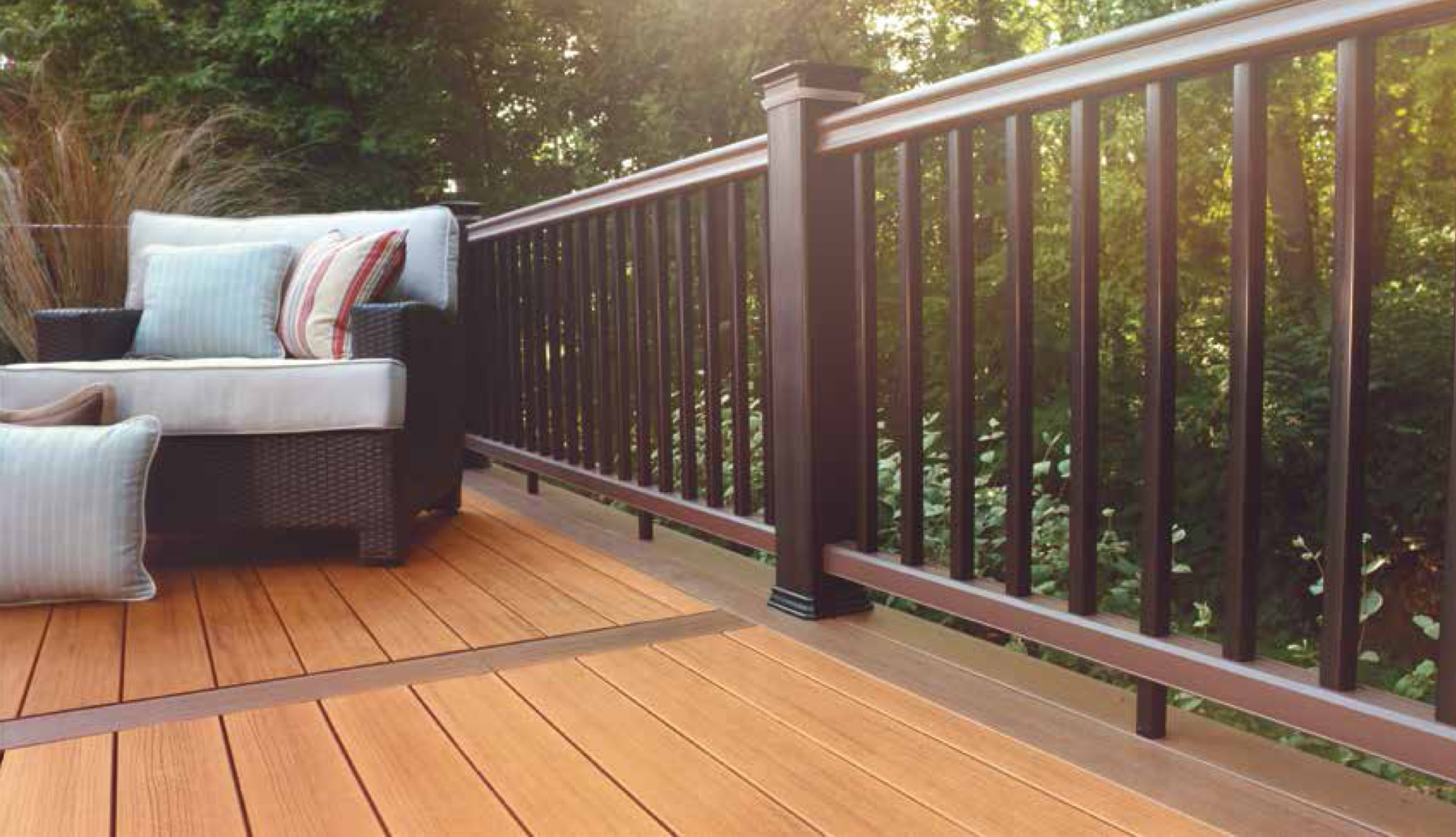 Composite Decking Photo