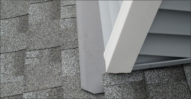 Replacement Roof Flashing Image