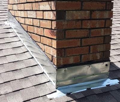 Stop Leaky Chimney